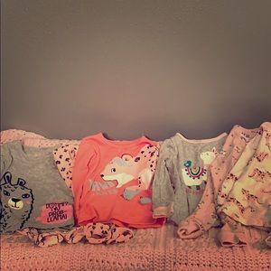 Pajama bundle 18 mo